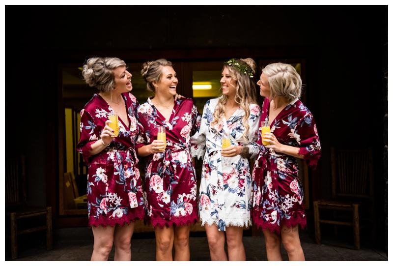 Island Lake Lodge Wedding Fernie Photography