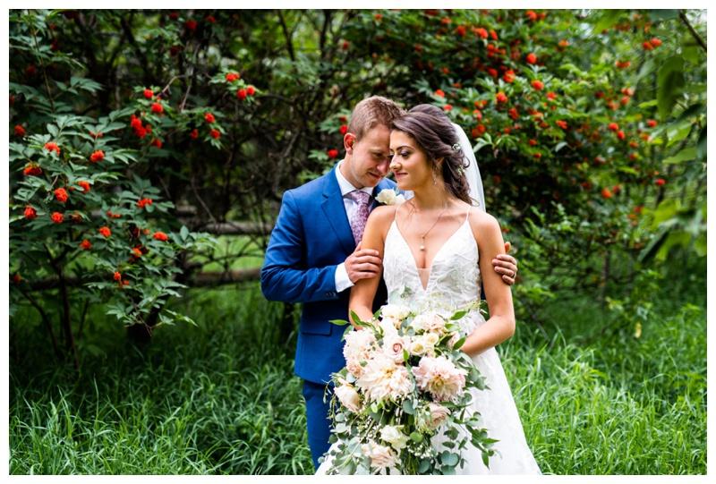 Wedding Photographer Calgary Alberta - Dewinton Wedding