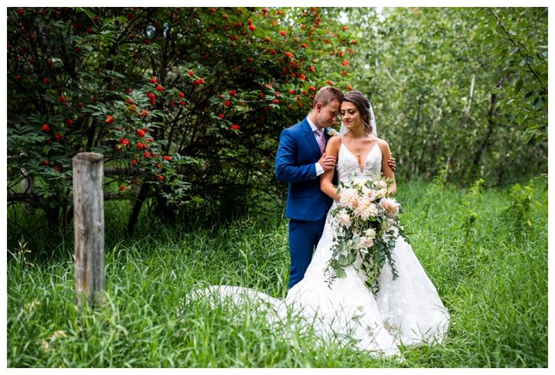 Wedding Photographers Calgary Alberta - Dewinton Wedding