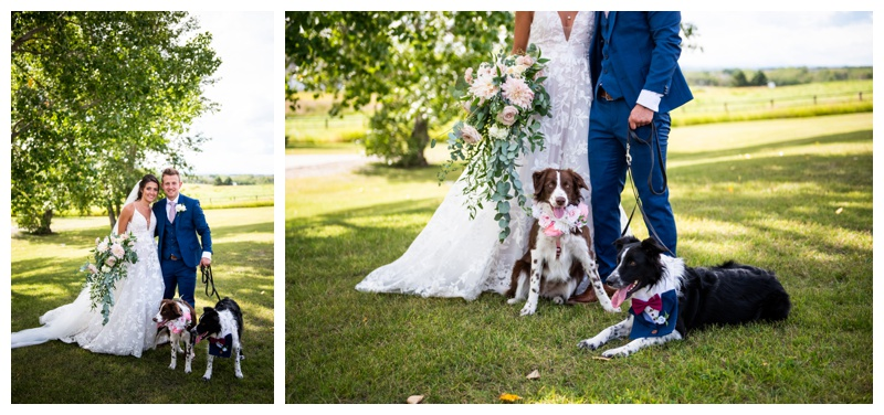 Wedding Photographers Calgary Alberta - Wedding Ceremony Dewinton