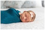 Calgary At Home Lifestyle Newborn Photography | Baby Eilis | Calgary Newborn Photographer