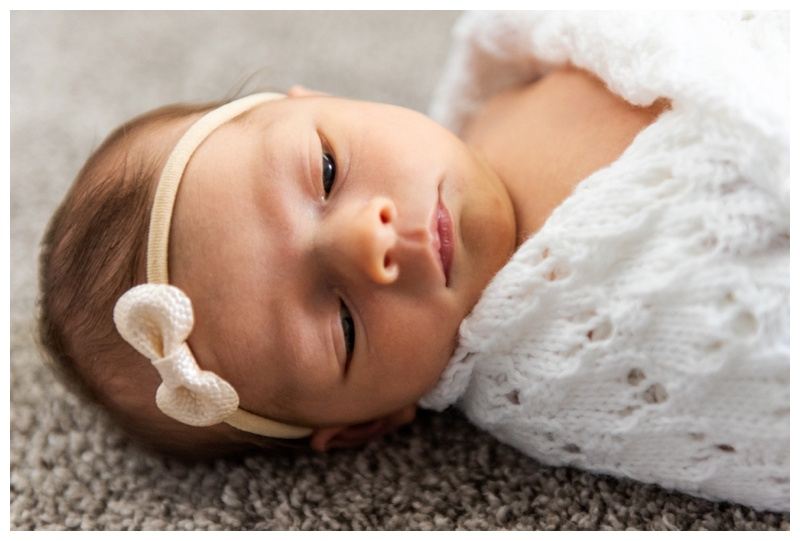 Calgary In Home Lifestyle Newborn Photographers