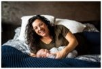 Calgary In Home Lifestyle Newborn Photography Session| Baby Gianluca | Calgary Newborn Photographer