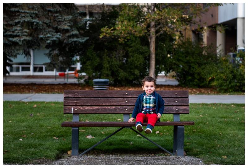 Calgary Urban Maternity Session