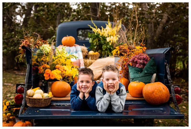 Frankie The Fargo Mini Sessions - Calgary Children's Photographer