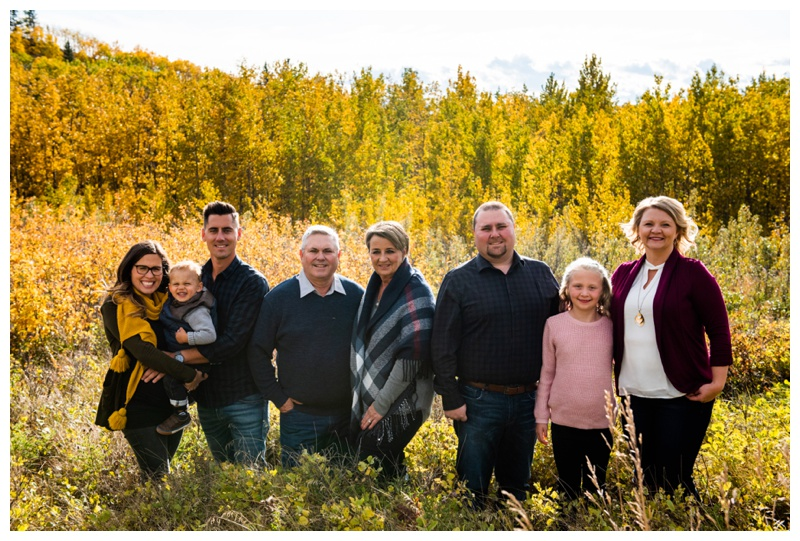 Glenbow Ranch Family Session
