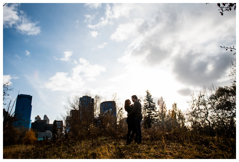 Prince's Island Park Engagement Photography Session