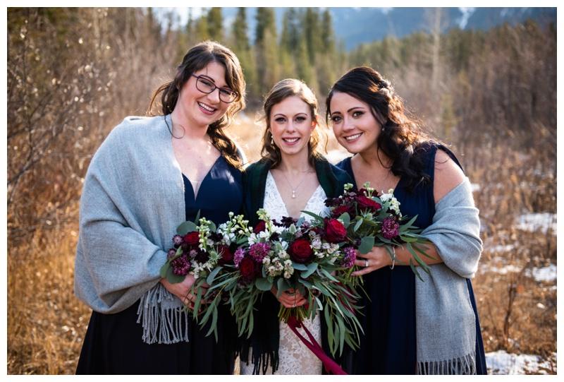 Canmore Cornerstone Wedding Photos
