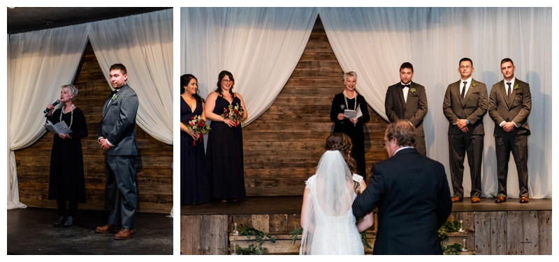 Cornerstone Wedding Ceremony Photographer Canmore