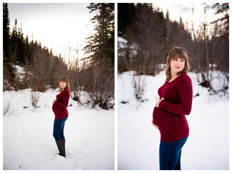 Kananaskis Maternity Photographers