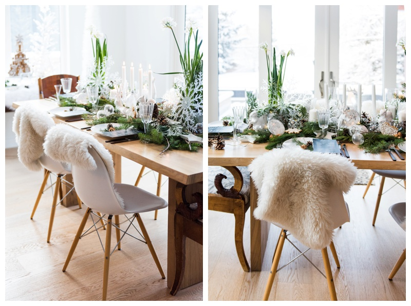 A Nordic Inspired Intimate Winter Wedding Day Styled Shoot Calgary