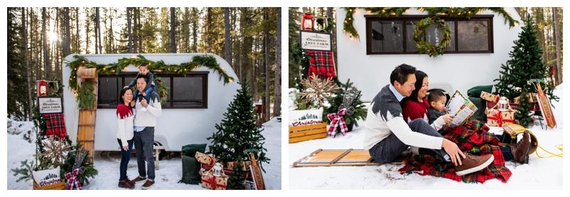 Calgary Christmas Mini Sessions