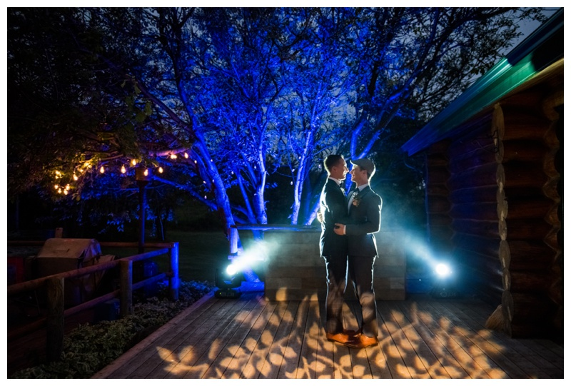 Calgary First Dance Wedding Photography