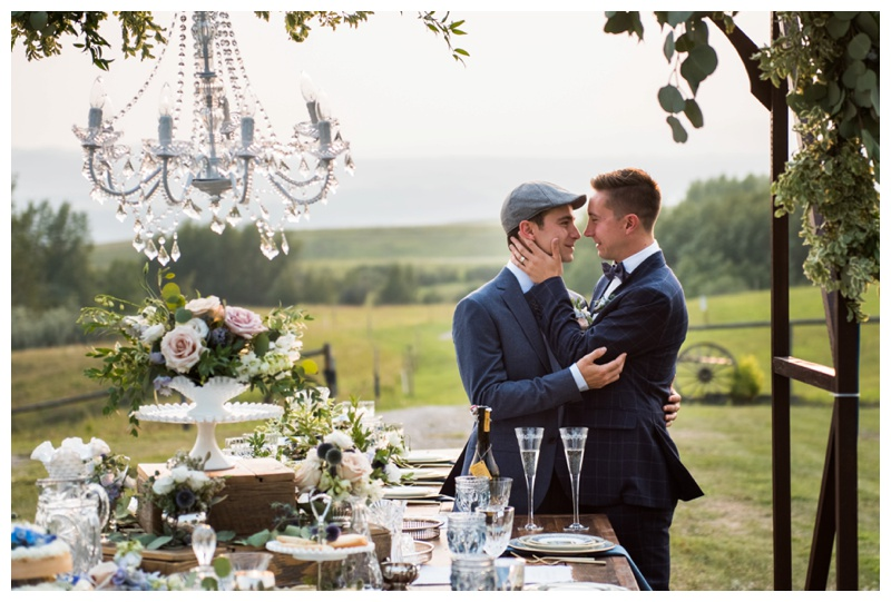 Calgary Outdoor Wedding Photography
