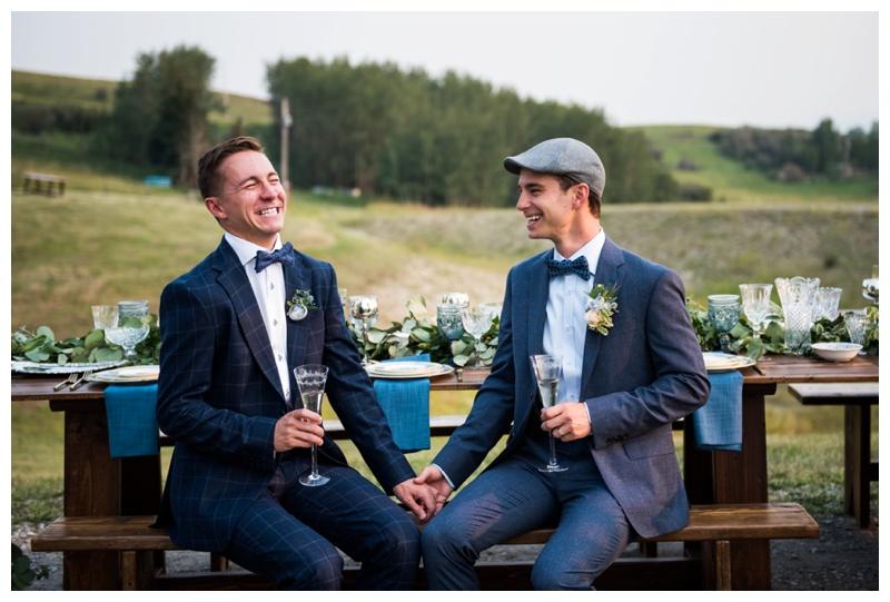 Calgary Outdoor Wedding Venue