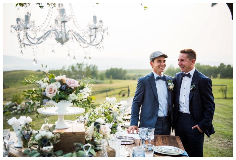 Calgary Outdoor Wedding