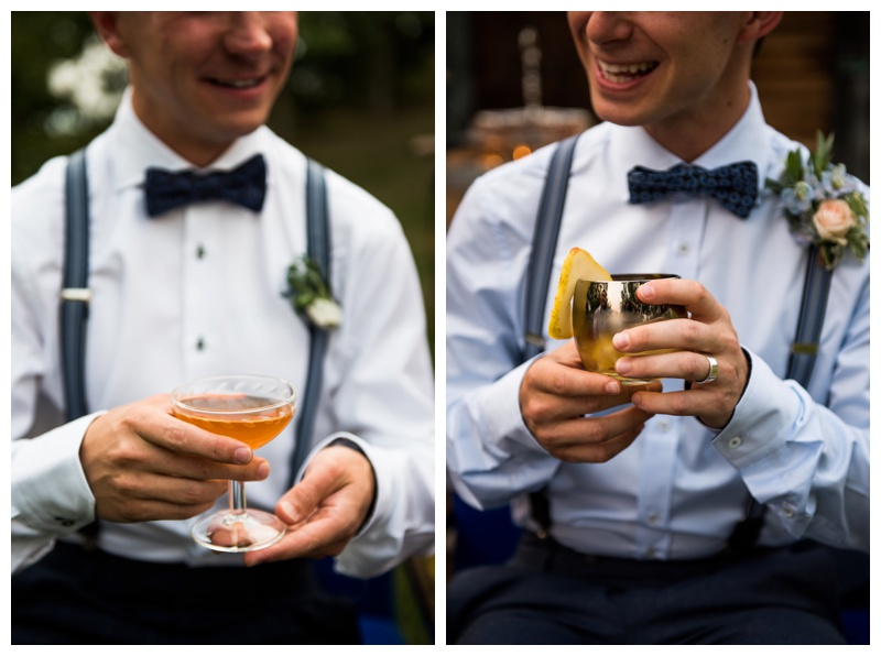 Calgary Wedding Reception Photographer