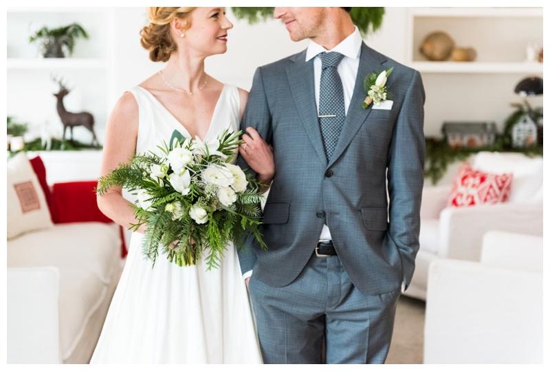 Nordic Inspired Winter Wedding Calgary