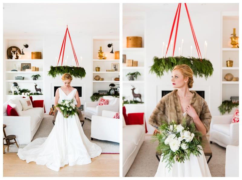Nordic Inspired Winter Wedding Photography Calgary