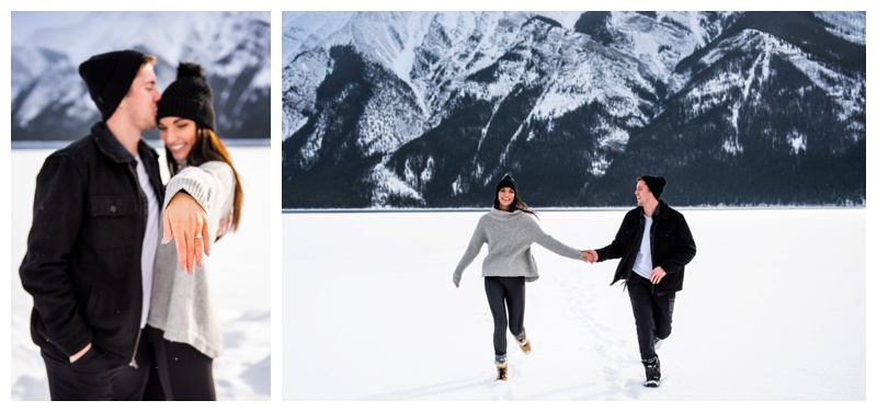 Banff Alberta Proposal Photographers