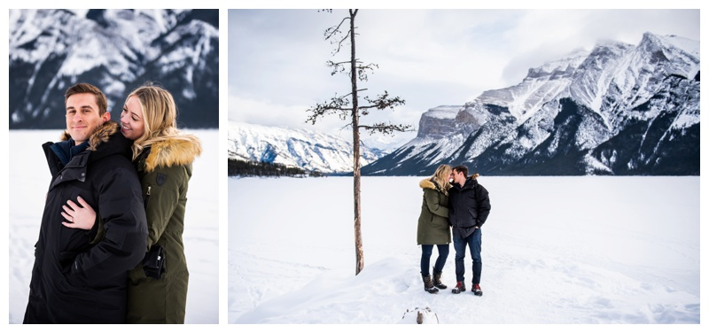 Banff Proposal Photographers