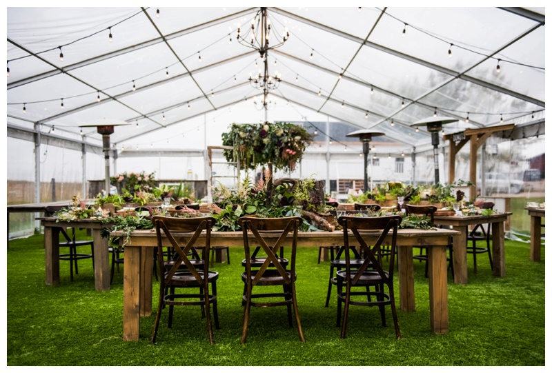 Botanical Eco Wedding Styled Shoot