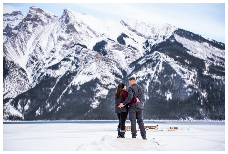 Couple Photographer Banff Alberta