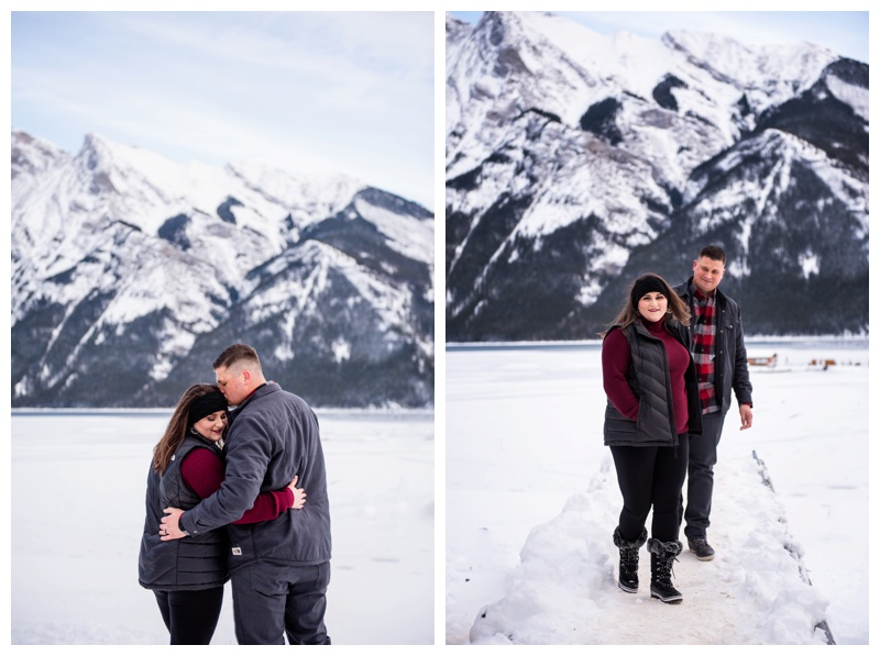 Couple Photography Banff Alberta