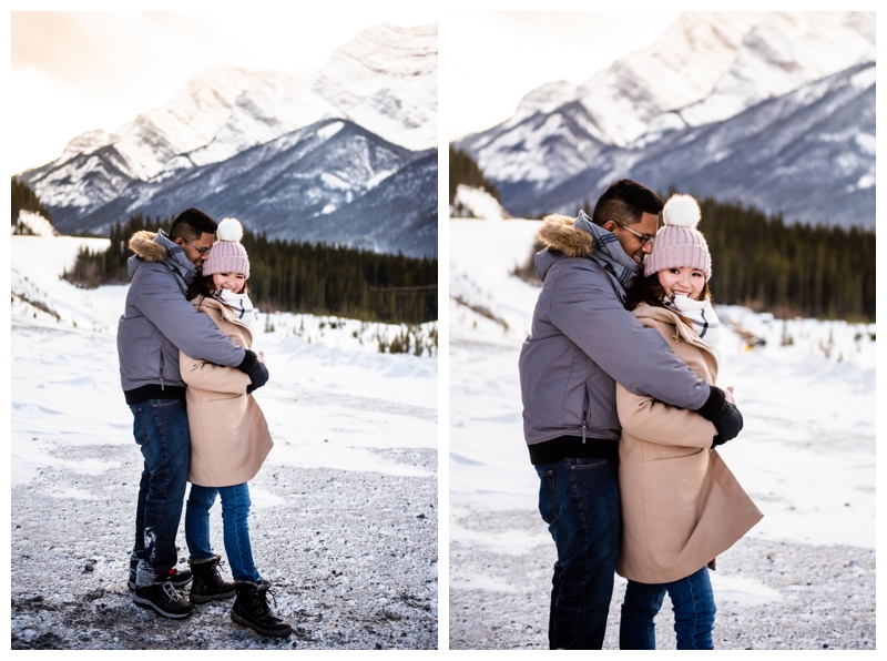 Rocky Mountain Couple Photographer