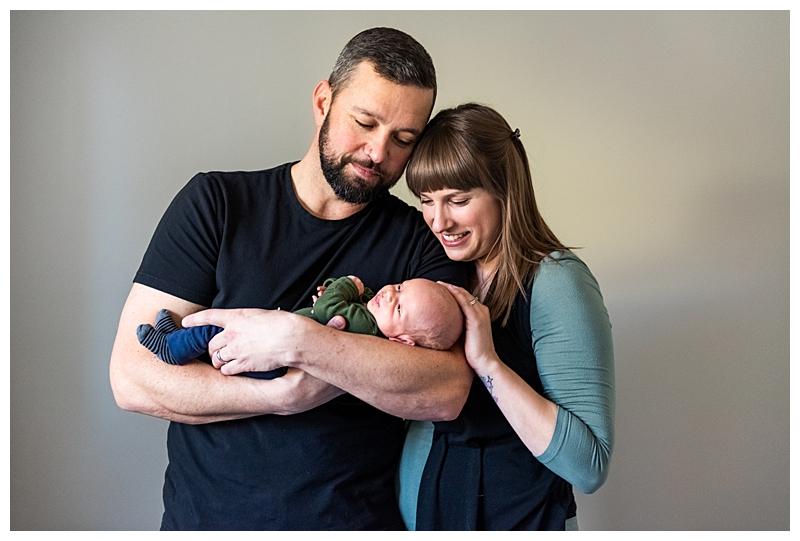 At Home Newborn Photographers Calgary