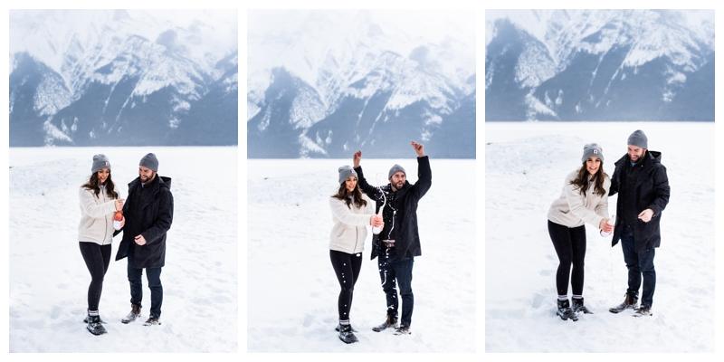 Banff Alberta Proposal Photographers