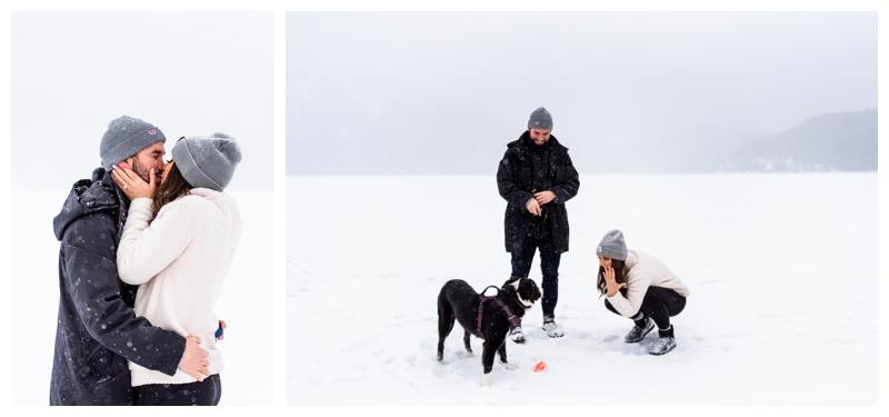 Banff Proposal Photographer