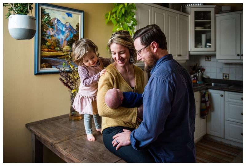 Calgary Family Newborn Photography