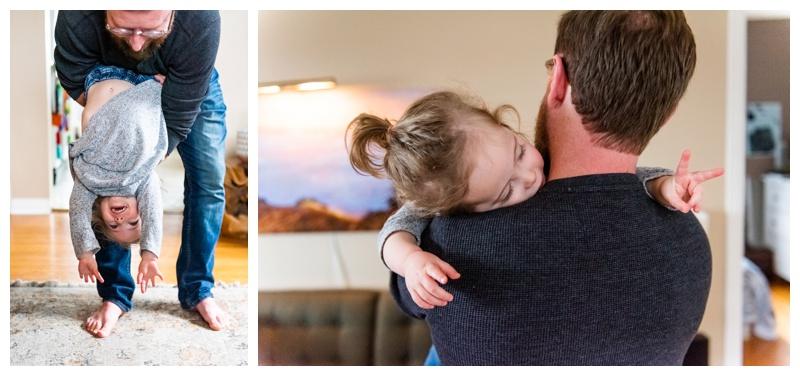 Calgary at Home Family Maternity Photographers