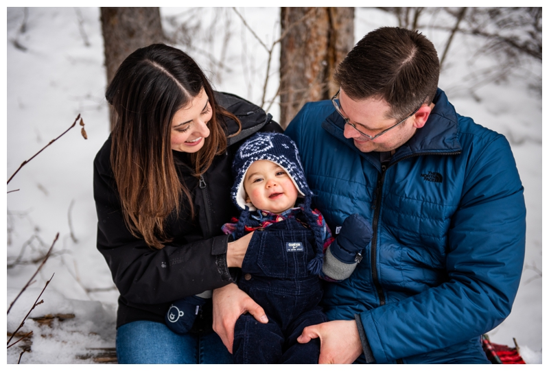 Family Photography Session - Kananaskis Family Photographer