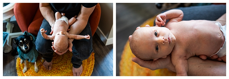 High River Newborn Photography Session