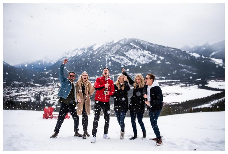 Proposal Photographers Banff