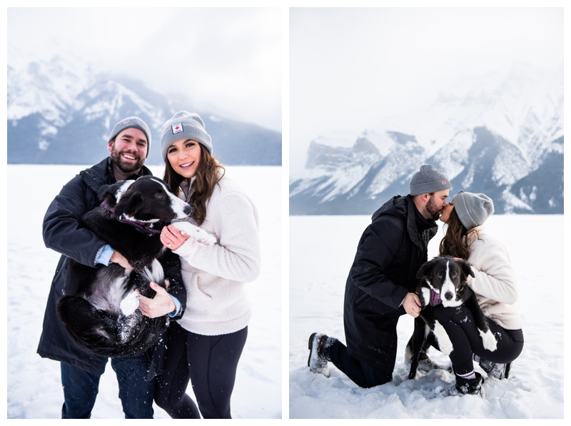 Proposal Photographers Canmore