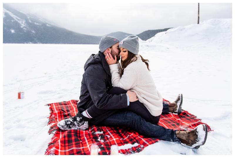 Proposal Photography Banff
