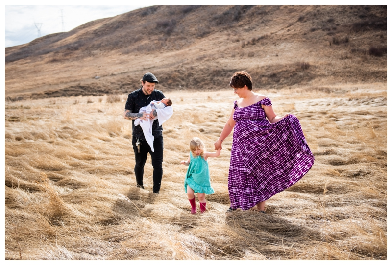 Airdrie Family Photography Session