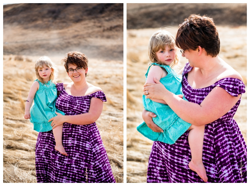 Airdrie Outdoor Newborn Session