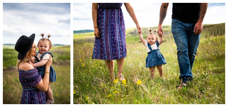 Calgary Spring Family Photographers