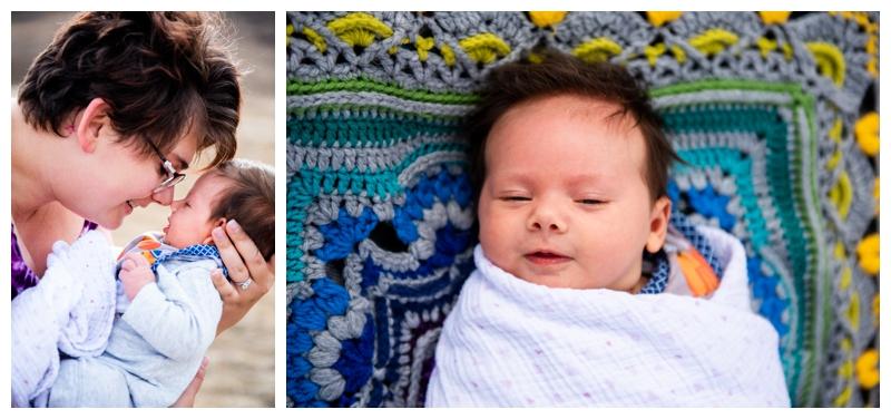 Covid Safe Newborn Session