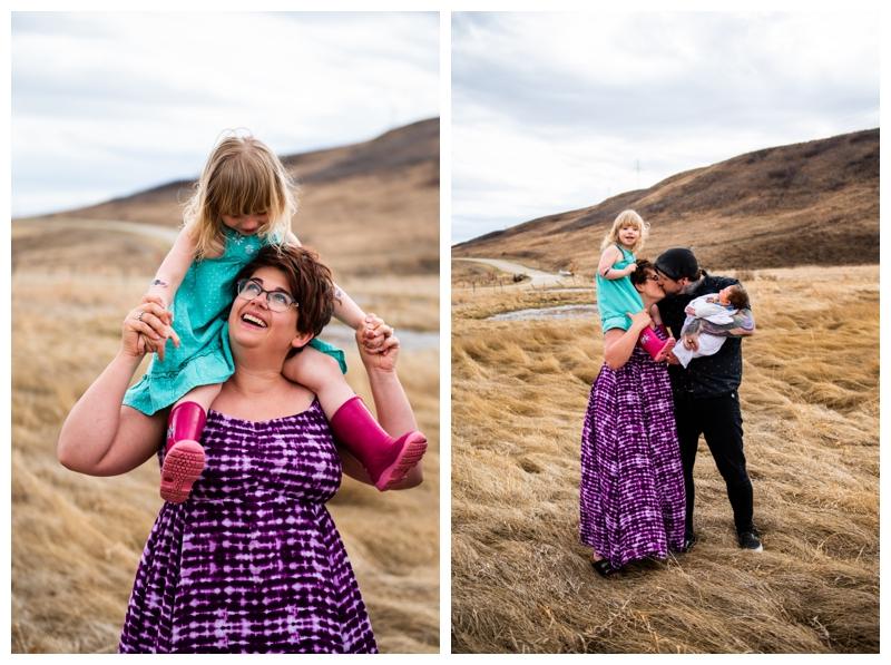 Family Photographer Calgary Ab
