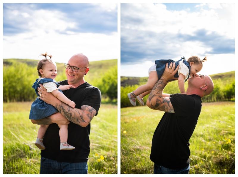 Spring Family Photographers Calgary Alberta