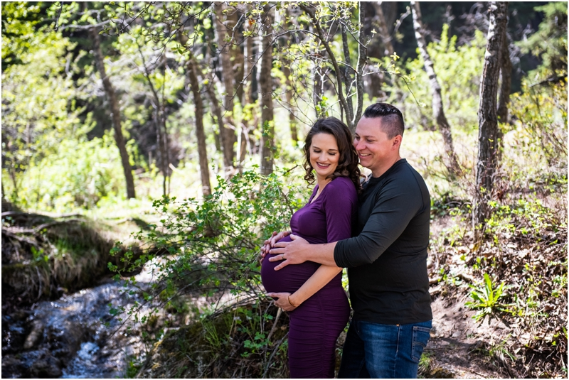 Big Hill Springs Park Maternity Session