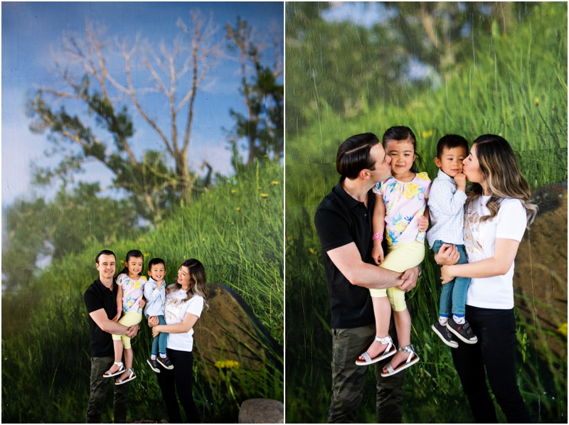 Calgary East Village Family Session