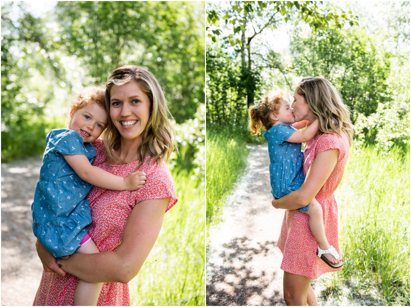 Calgary Family Photography - Pearce Estate Park