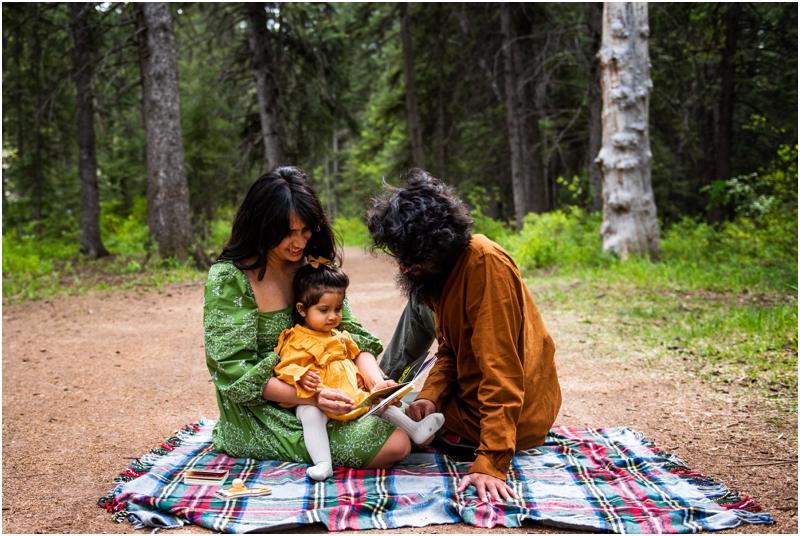 Calgary Fish Creek Park Family Photography