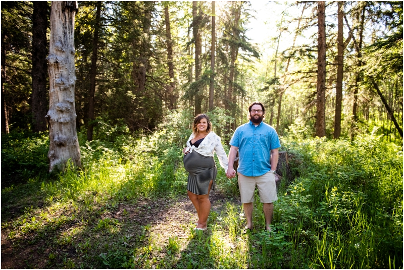 Calgary Maternity Photos - Fish Creek Park